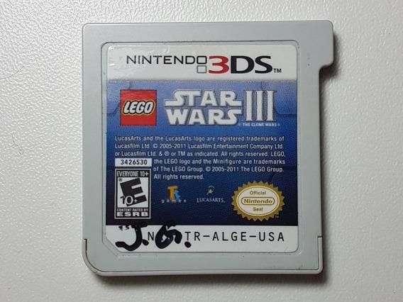 Lego Star Wars Iii 3 3ds
