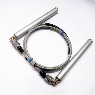 Corda Para Crossfit Octopus D12 Slim Alumínio Com Rolamento.