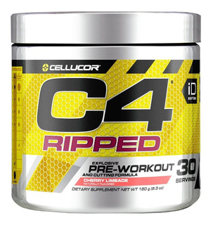 Pre Treino C4 Ripped 30 Doses - Cellucor - Original
