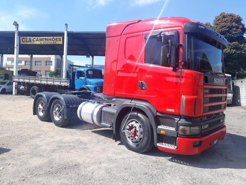 Scania R114 Ga6x2nz 380 Ano 2006,somente Venda!!!!