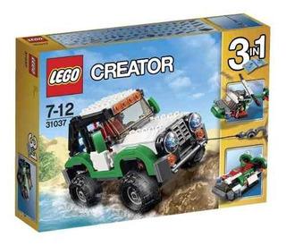 Lego Creator 31037 Vehículos De Aventura 3 En 1 Original