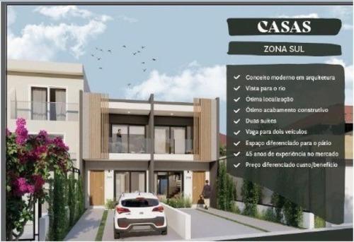 Casa Em Guarujá Com 2 Dormitórios - Mi271319