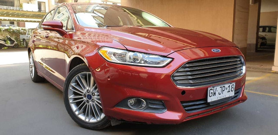 Ford Fusion 2.0 T Ecoboost At 2015 Imperdible