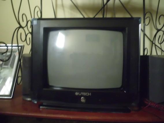 Televisor De 14 Utech A Color