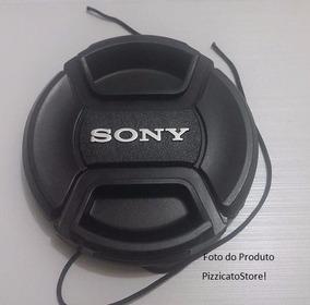 Tampa De Lente Frontal 18-55mm 55mm Sony Alpha Original! Ø55