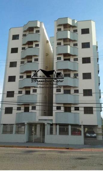 Apartamento A Venda No Bairro Pedregulho Em Guaratinguetá - - Ap135-1
