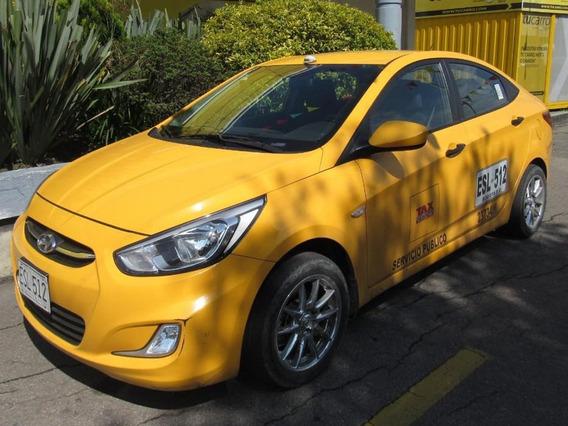 Taxis Hyundai Accent I25 Mecánico 1.6 Sedán