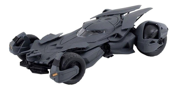 Miniatura Kit Para Montar Batmóvel Batman Vs Superman 1/24