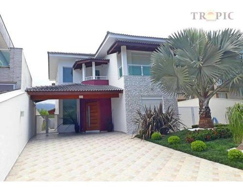 Imagem 1 de 25 de Casa Com 4 Dormitórios À Venda, 300 M² Por R$ 1.350.000,00 - Morada Da Praia - Bertioga/sp - Ca0222