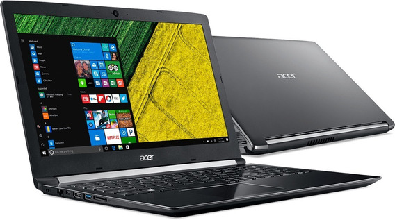 Notebook Gamer - Acer Aspire I7 + Full Hd + 1 Tb + 8gb Ram