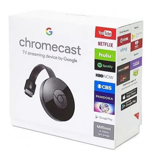 Google Chromecast 2 Smart Tv Usb Netflix 2da Generacion