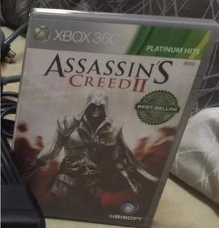 Juego Para Xbox 360 Assassins Creed 2 Clasico De Colección