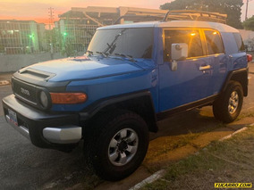 Toyota Fj Cruiser 4x4 - Sincronica