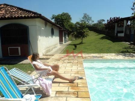 Chácara Com 5 Quartos À Venda, 8000 M² Por R$ 990.000 - Ipiiba - São Gonçalo/rj - Ch0008