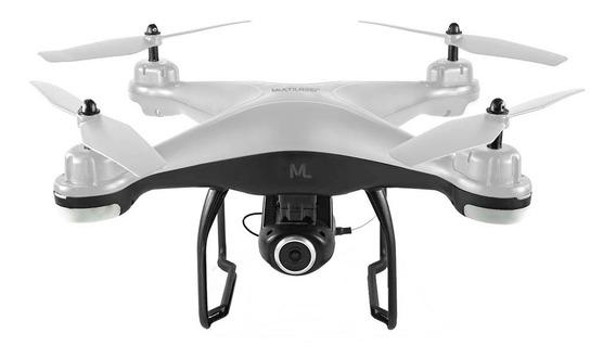 Drone Fênix Gps Alcance 300 Mt Câmera Hd 2 Baterias Es204 Nf