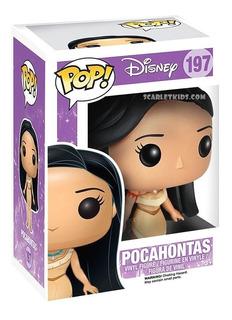 Funko Pop Pocahontas 197 Original Pop Disney Scarlet Kids