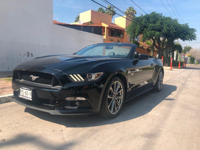 Ford Mustang 5.0l Gt V8 At Convertible