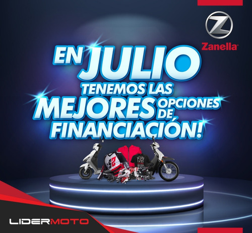 Zanella Rx 150 Z7 Lidermoto San Justo Financiación