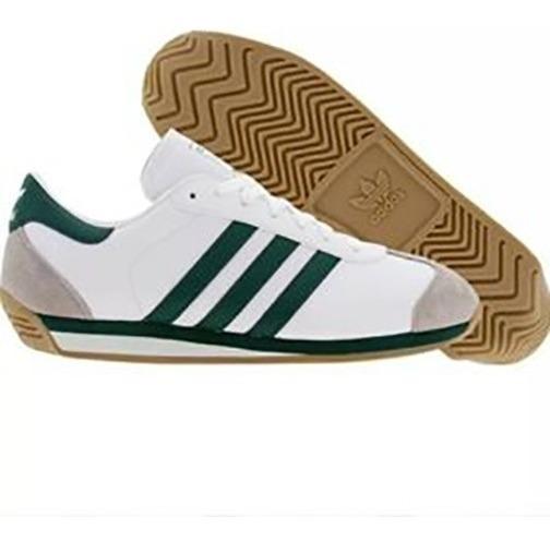 Zapatillas adidas Country Blanca Hombre Tenis Original