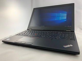 Lenovo Workstation P52 I7-8850h 32gb 512ssd Fhd Quadro P1000