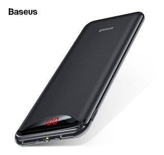 Carregador Powerbank Baseus Moto G7 G8 / Samsung A30 A50 A70