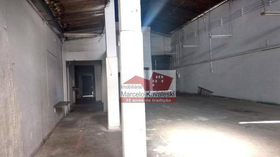 Galpão Comercial Para Locação, Ipiranga, São Paulo. - Ga0172