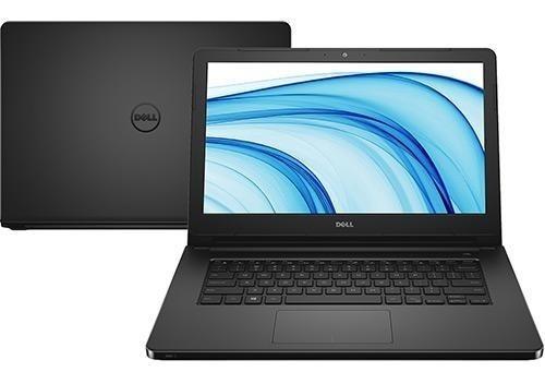 Notebook Dell I5 7º Ger 8gb Ddr4 500gb Hdmi Win 10 Vitrine