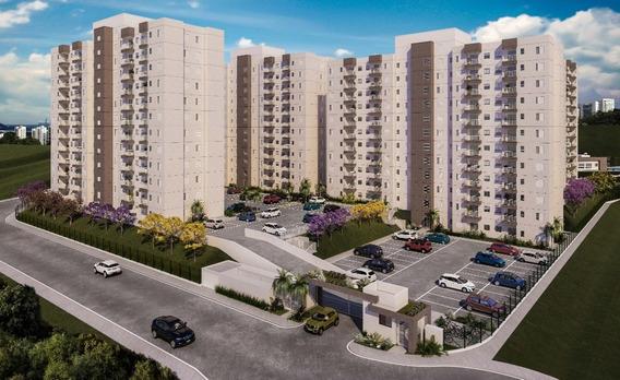 Apartamentos 2 Domitórios Com Terraço E Lazer Em Embu