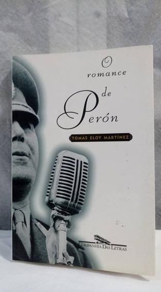 Livro O Romance De Perón