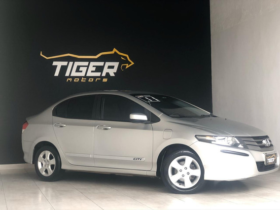 Honda City 1.5 Lx 2011 - 118.000km