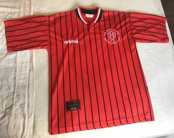 Camiseta Oficial Huracán - 1999 - adidas Argentina