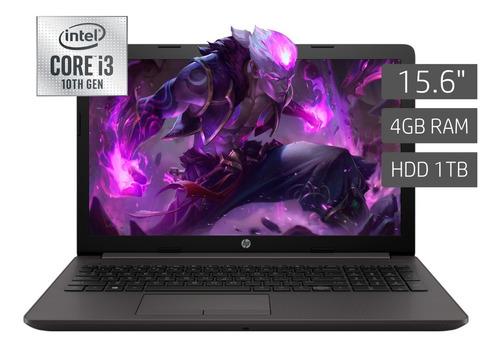 Notebook Hp 250 G7 Core I3 Ram 15,6 4gb 1tb Windows 10 Wis