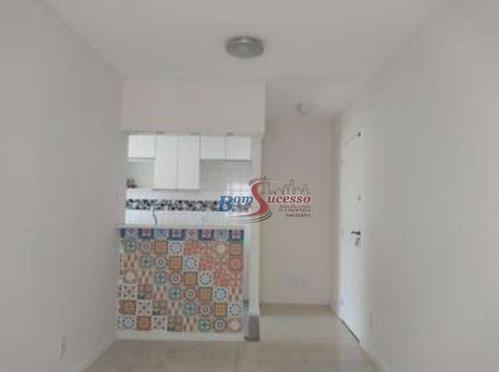 Apartamento Com 2 Dormitórios À Venda, 43 M² Por R$ 300.000,00 - Mooca - São Paulo/sp - Ap2845