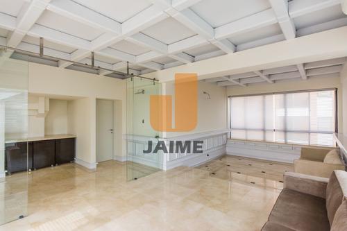 Duplex Para Venda No Bairro Higienópolis Em São Paulo - Cod: Ja3436 - Ja3436