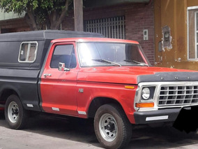 Ford F-100 Año 1980