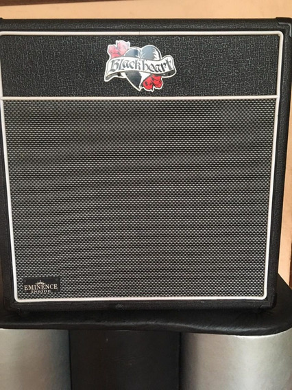 Amplificador Valvulado Crate Blackheart Little Giant