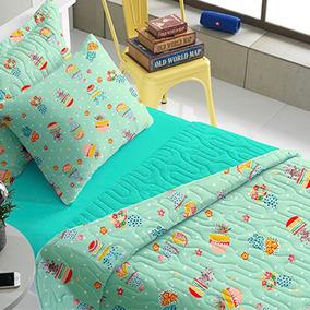 b9944c9c63 Tecido Estampa Cacto - Todo para o seu Quarto no Mercado Livre Brasil