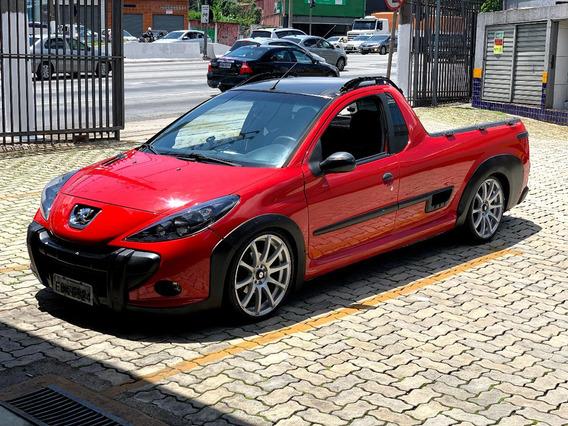 Peugeot Hoggar Escapade 2011 Completa Impecável Legalizada