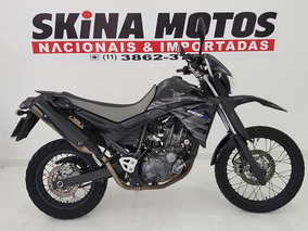 Yamaha Xt 660 R - 2015 Preta
