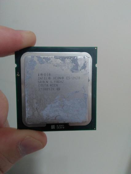 Intel Xeon® Processor E5-2420 15m Cache, 1.90 Ghz, 7.20 Gt/s