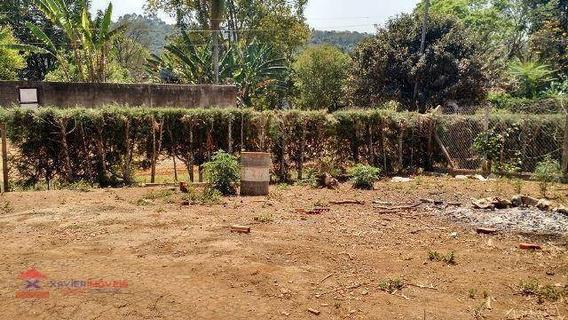 Terreno Residencial À Venda, Chácara Real (caucaia Do Alto), Cotia. - Te0169