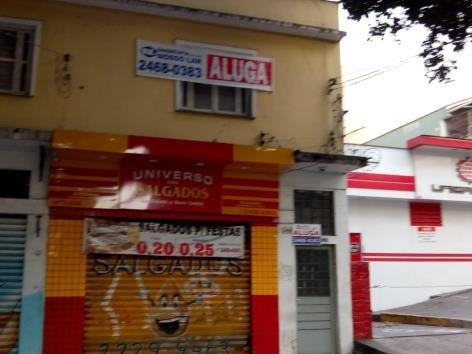 Sobreloja Comercial - Centro - Loc3232