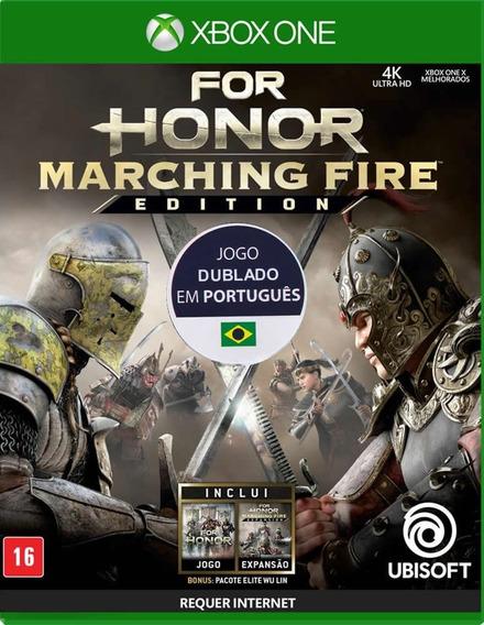 For Honor - Marching Fire Ed - Português - [xbone] - Lacrado
