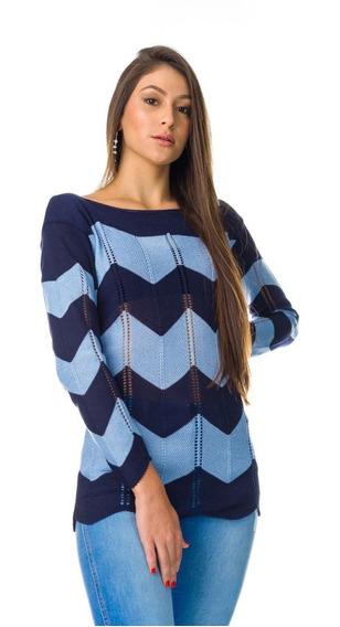 Atacado Blusas Tricot De Frio Moda Inverno Barato Promoção