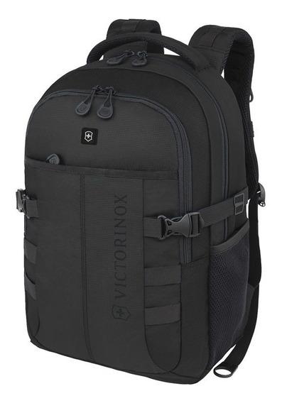 Mochila Backpack Cadet Victorinox 31305001 Para Laptop Negra
