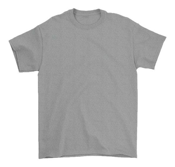 Camiseta Masculina Básica Algodão Premium Caimento Perfeito