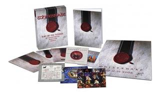 Whitesnake Slip Of The Tongue Box Set 6 Cd + Dvd Nuevo