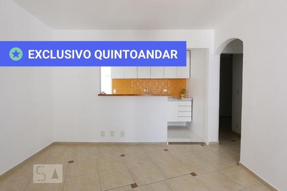Apartamento No 9º Andar Com 2 Dormitórios E 2 Garagens - Id: 892961761 - 261761