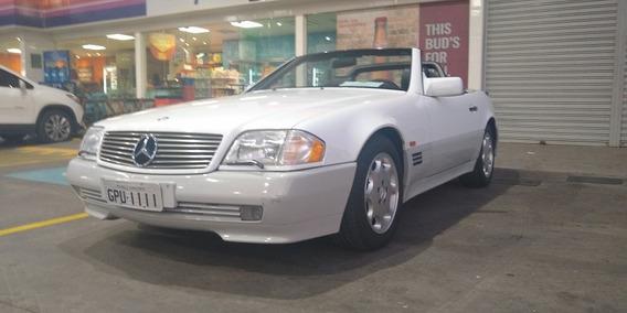 Mercedes-benz Sl 500 Conversivel
