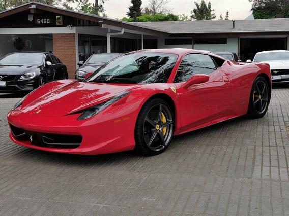 Ferrari 458 Italia 4.5 Aut 2014